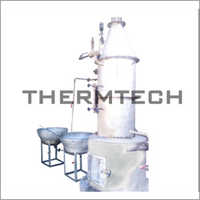 Coal Or Wood Fired Vertical Non IBR Steam Boiler
