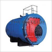 Wood Or Coal Fired Horizontal Hot Water Generator