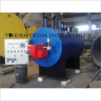 Oil Or Gas Fired Horizontal Hot Water Generator