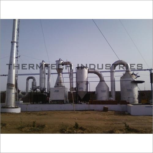 Liquid Waste Incinerator