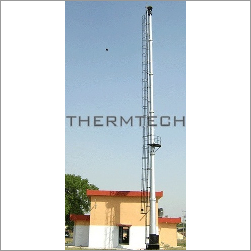 Industrial Factory Chimney