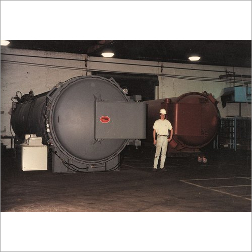 Steel Autoclave