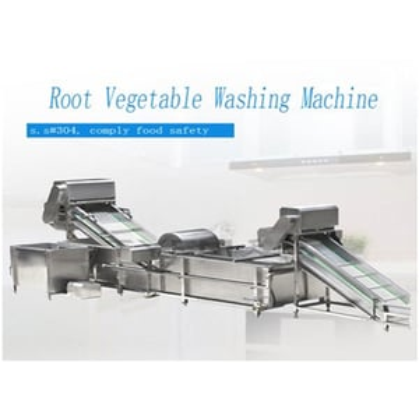 Root Vegetable Washing Machine