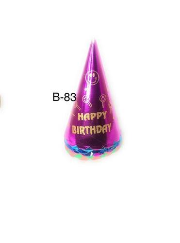 Colorful Happy Birthday Caps