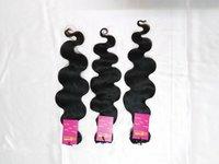 Single Drawn Machine Wefted Tangle Free Body Wave Virgin Human Hair Bundle Wholesale