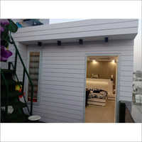 Luxury Prefabricated Roof Top Portable Cabin