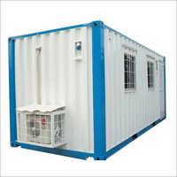 Rectangular MS Portable Cabin