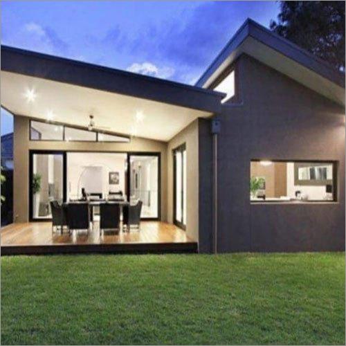 11 Feet Mild Steel Frame Prefab House