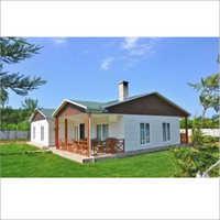 13 Feet PVC Prefabricated House