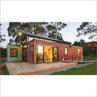 Prefabricated Hybrid Container House
