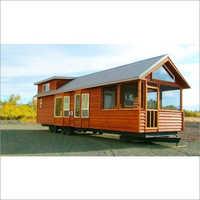 Portable Aluminum House