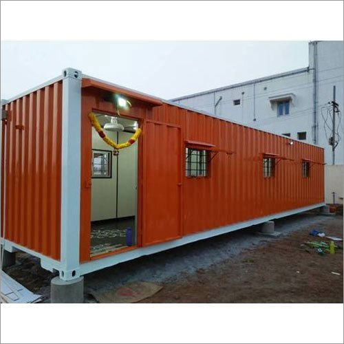 Easily Assembled Prefabricated Site Office