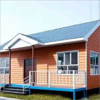 17 Feet Prefabricated Puf Panel Structure