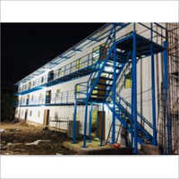 Commercial Prefabricated Labor Colony