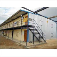 Prefabricated Plant And Machinery Workshop
