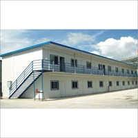 Prefab Double Storey Project Site Office