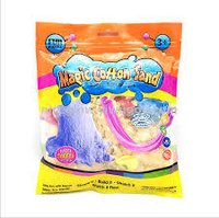 Cotton Sand with moulds (500g)
