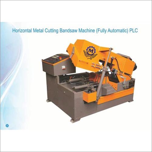 Horizontal Metal Cutting Bandsaw Machine (Fully Automatic)