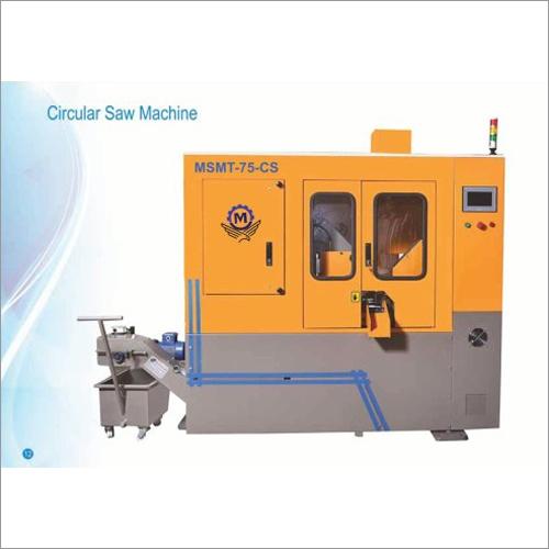 MSMT-75-CS Circular Saw Machine