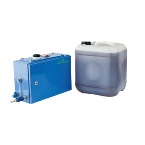 Mist oil cooling system