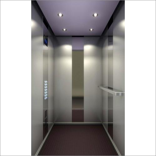 Gearless Machine Roomless Elevator