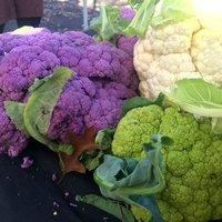 Fresh And Frozen Cauliflower