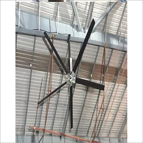Electric HVLS Fan