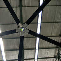 HVLS Fan For Ceramic Industry