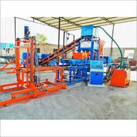 Industrial Fully Automatic Fly Ash Brick Making Machine