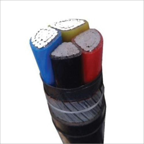 RR Kabel 500mm 4 Core Frls Aluminium Armoured Cable