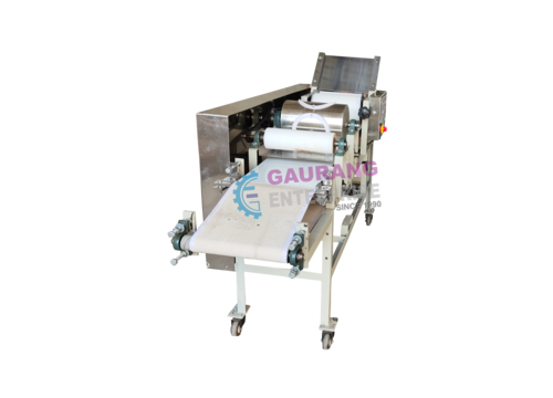 SS Automatic Chapati Making Machine