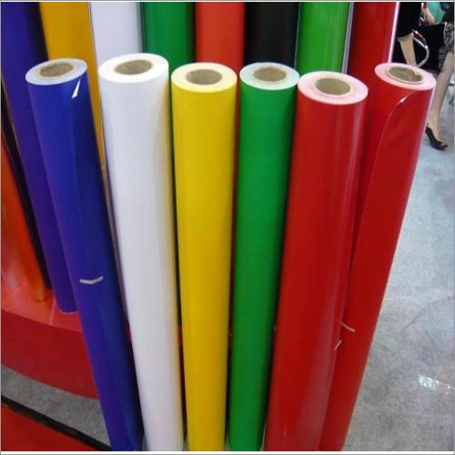 Self Adhesive PVC Coated Paper Tape