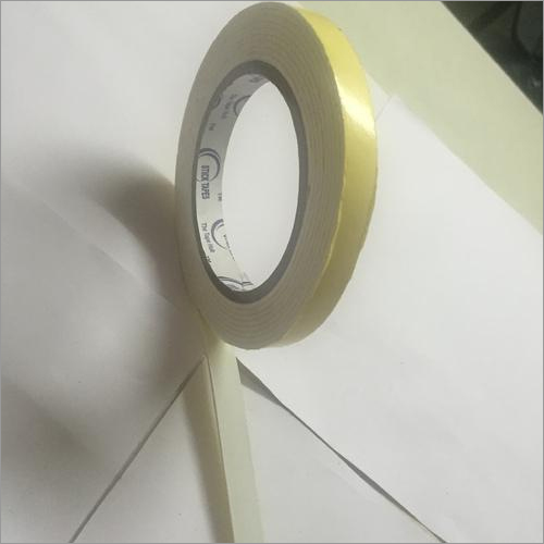 Double Sided Yellow Foam Tapes