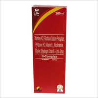 200ml Thiamine HCI Riboflavin SOdium Phosphate Syrup