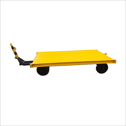 2.5 Ton Capacity Trolley with Front Parking Brakes