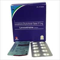 5mg Levocetinizine Dihydrochloride Tablets