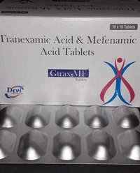 Tranexaminic acid & mefenamic Acid tablet