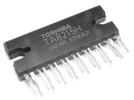 Amplifier Ic