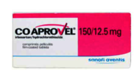 Co Aprovel 150 12.5 Mg 28 Tablets