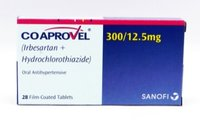 Co Aprovel 300 12.5 Mg 28 Tablets