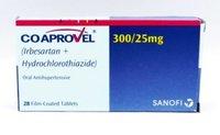 Co Aprovel 300mg 25 Mg 28 Tablets