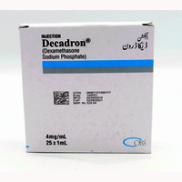 Decadron 4 Mg 25 Ampouls