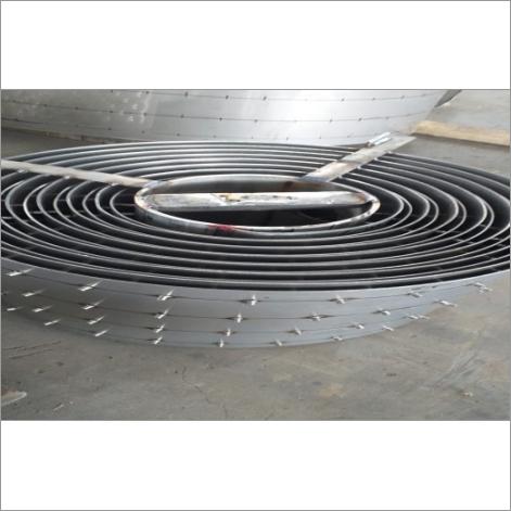 Spiral Wound Heat Exchanger
