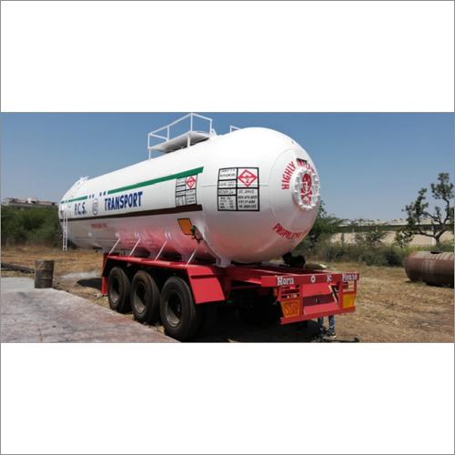 21 Mt Propylene Road Tanker