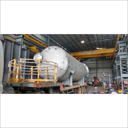 Horizontal Ammonia Storage Tank
