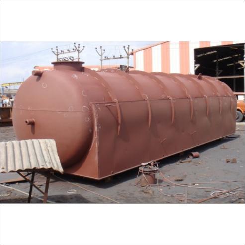 Feed Water Tank