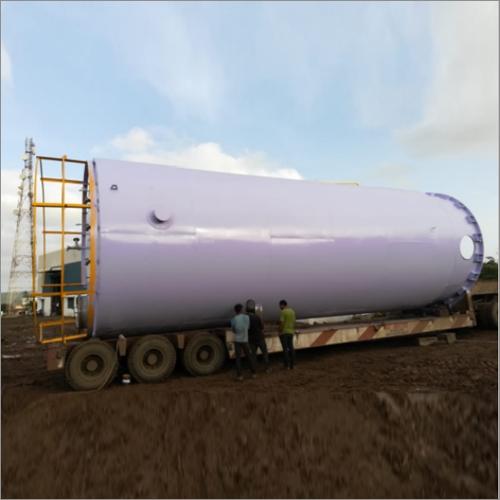 Vertical Ammonia Storage Tank