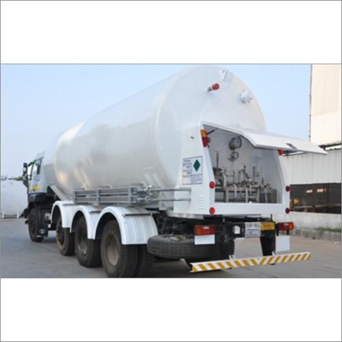 Liquid Nitrogen Mobile Tanker