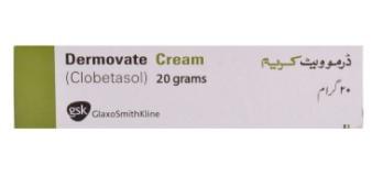 Dermovate Cream 20 Gr