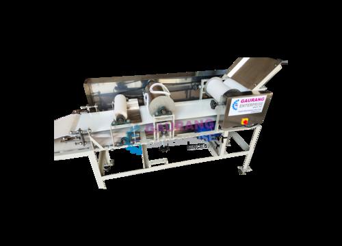 Semi Automatic Roti Machine